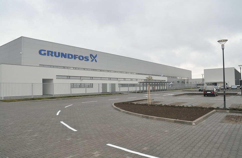 Grundfos production complex