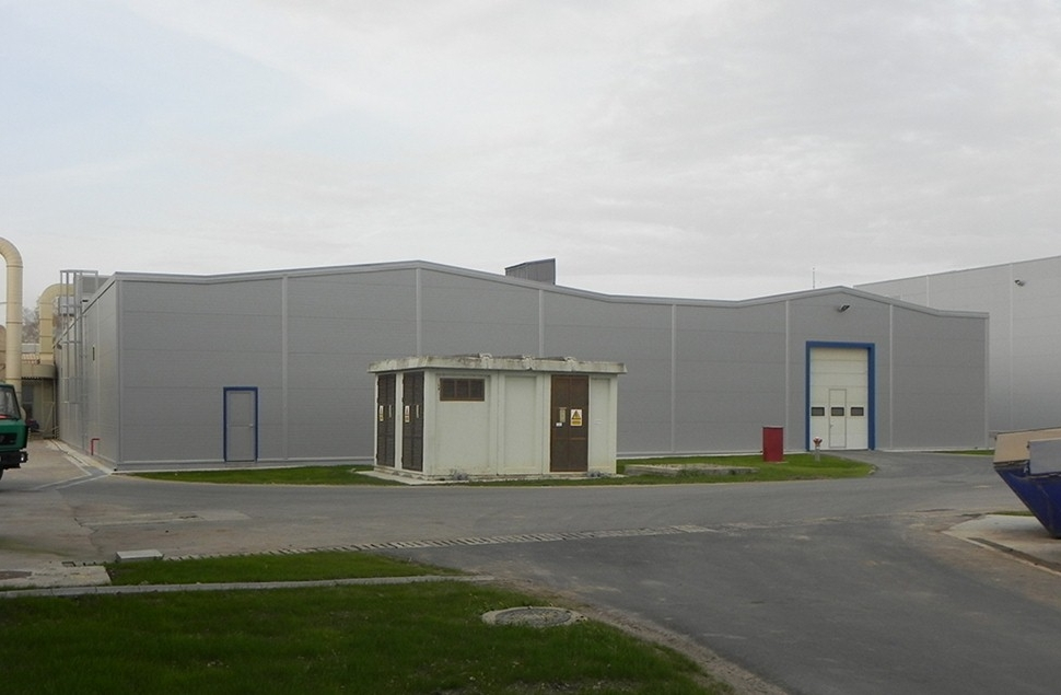 JTI production complex